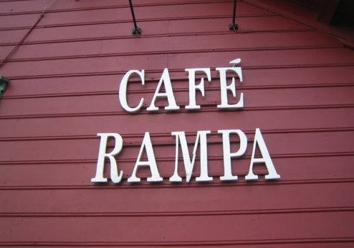 Torsdagstur til Rampa 04.06.09