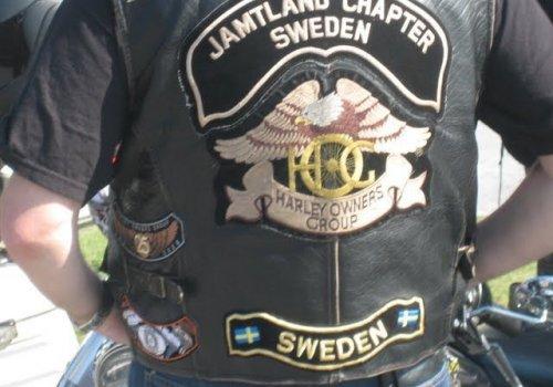 MC-Treff i Østersund 07.08.2009