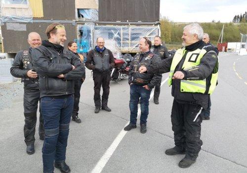 Safe Rider Lånke -…