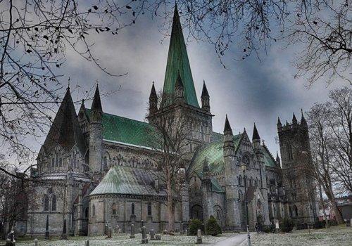 Byvandring i middelalderens Trondheim,…